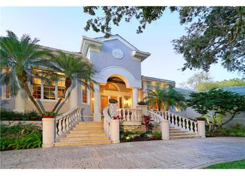 Thumbnail 5 bed property for sale in 3441 Bayou Ct, Longboat Key, Fl, 34228