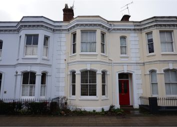 Thumbnail 5 bedroom terraced house for sale in Clarendon Avenue, Leamington Spa