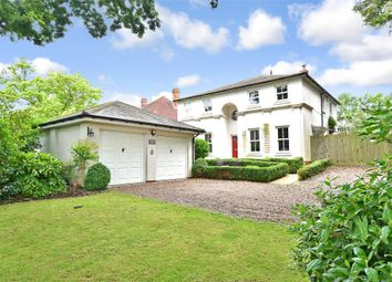 Thumbnail 5 bedroom detached house for sale in Horton Road, Horton Kirby, Dartford, Kent