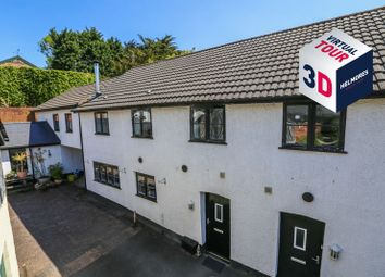 Thumbnail 2 bed terraced house for sale in Parliament Street, Crediton