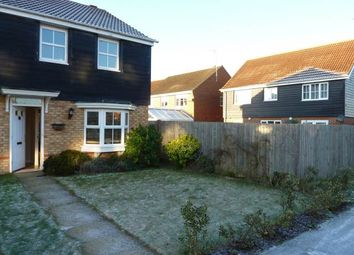 Thumbnail 3 bed semi-detached house to rent in Ivy Walk, Hatfield, Hertfordshire