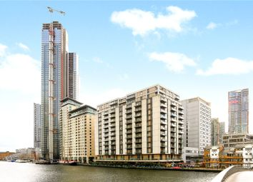 South Quay Plaza, Canary Wharf, London E14. 1 bed flat