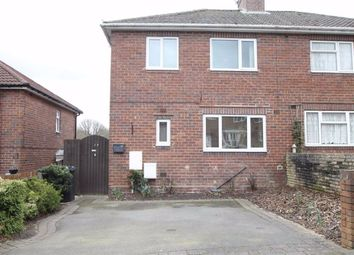 Thumbnail 2 bed semi-detached house for sale in Beecher Road East, Halesowen, West Midlands