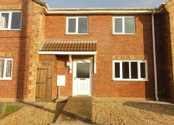 Thumbnail 3 bedroom terraced house to rent in Richmond Way, Leverington, Wisbech