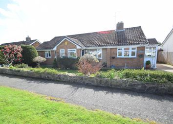 Thumbnail 3 bed detached bungalow for sale in Field Hey Lane, Willaston, Neston