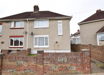 Thumbnail 3 bed semi-detached house for sale in Wymering Lane, Portsmouth, Hampshire