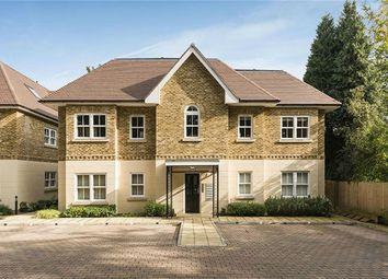 Thumbnail 2 bed flat to rent in Sheerwater Road, Woodham, Addlestone, Surrey