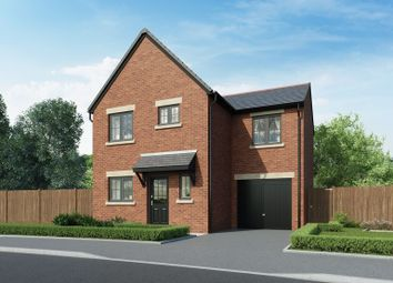 Thumbnail 3 bed semi-detached house for sale in Coquet Park, Robson Grove, Felton, Morpeth, Northumberland
