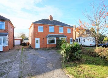 Thumbnail 3 bed semi-detached house for sale in Sleaford Road, Branston