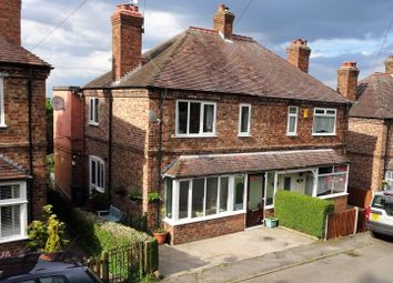 Thumbnail 2 bed semi-detached house for sale in Top Road, Frodsham