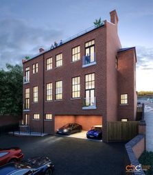 Thumbnail 3 bed flat for sale in Burrell Road, Ipswich
