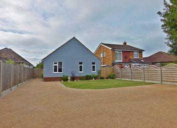 Thumbnail 4 bed detached bungalow for sale in Gosport Road, Stubbington, Fareham