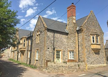 Thumbnail 3 bed flat for sale in Flat 2, St Andrews Old School House, Chardstock, Axminster, Devon