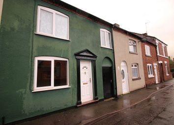 Thumbnail 2 bedroom terraced house for sale in Prince Street, Leek, Staffordshire