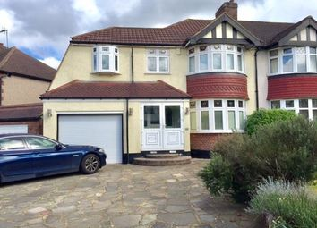 Thumbnail 4 bed property to rent in Vale Road, Worcester Park