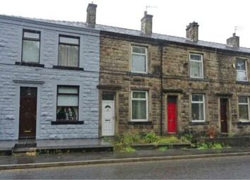 Thumbnail 2 bedroom terraced house for sale in Rochdale Old Road, Bury, Lancashire