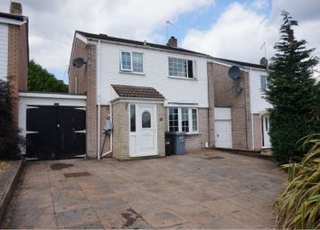 Thumbnail 3 bed link-detached house for sale in Kenilworth Road, Macclesfield