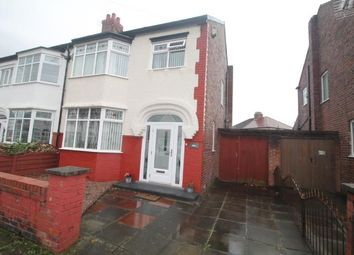 Thumbnail 3 bed semi-detached house for sale in Cranmore Avenue, Crosby, Liverpool