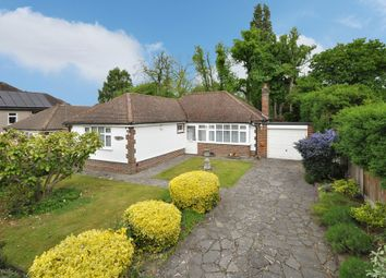 Thumbnail 3 bed detached bungalow for sale in The Grove, West Wickham