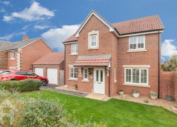 Thumbnail 4 bed detached house for sale in Windmill Road, Royal Wootton Bassett, Swindon