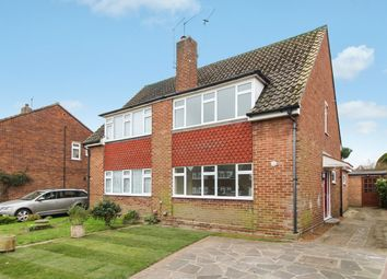 Thumbnail 3 bed semi-detached house to rent in Doves Close, Bromley