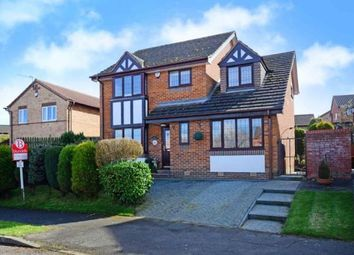 Thumbnail 4 bed detached house for sale in The Meadows, Ashgate, Chesterfield, Derbyshire
