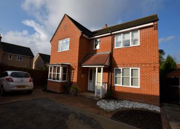 Thumbnail 4 bed detached house to rent in Kiltie Road, Tiptree, Colchester