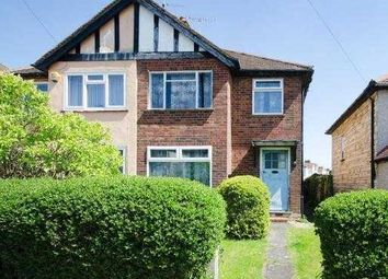 Thumbnail 3 bedroom semi-detached house for sale in Clewer Crescent, Harrow