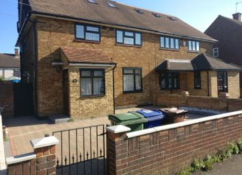 Thumbnail 4 bed semi-detached house to rent in Foyle Drive, South Ockendon