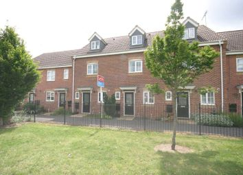 Thumbnail 3 bedroom terraced house to rent in Castilla Place, Burton-On-Trent