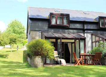 Thumbnail 2 bed end terrace house for sale in Maenporth, Falmouth