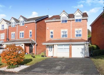 Thumbnail 4 bed detached house for sale in Winrush Close, Lower Gornal