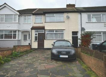 Thumbnail 3 bed terraced house for sale in Bridge Road, Chessington