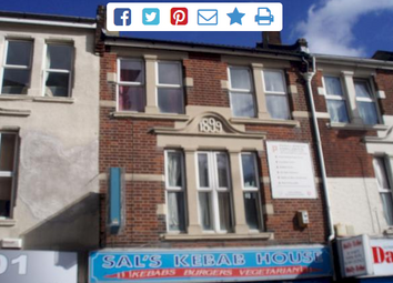 Thumbnail 6 bed flat to rent in St. Marys Road, Southampton