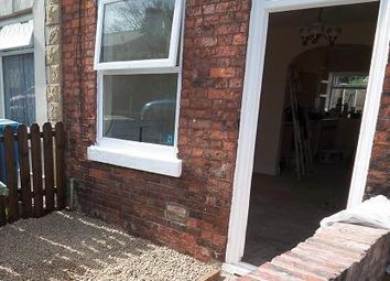 Thumbnail 2 bed terraced house to rent in Cheapside, Worksop