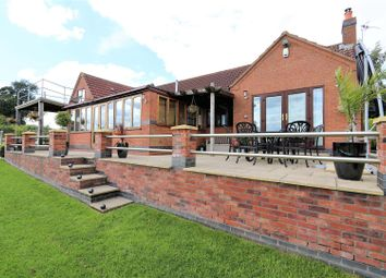Thumbnail 4 bed detached bungalow for sale in The Rowlands, Coleorton