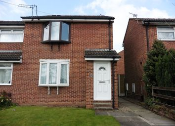 Thumbnail 1 bed flat for sale in Whincover Drive, Old Farnley, Leeds