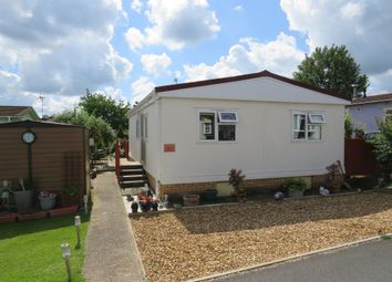 Thumbnail 2 bed mobile/park home for sale in Kingsmead Park, Bedford Road, Rushden