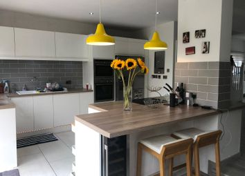 Thumbnail 4 bed detached house to rent in Garrick Avenue, London