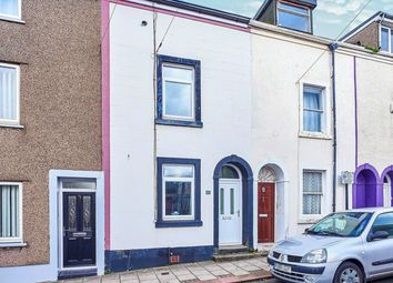 Thumbnail 4 bedroom terraced house for sale in Crosby Street, Maryport, Cumbria