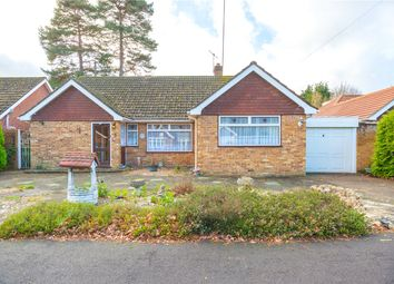 Thumbnail 3 bed bungalow for sale in Ramsay Road, Windlesham, Surrey