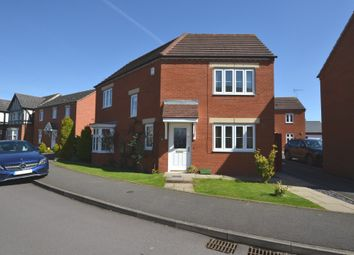 Thumbnail 3 bed detached house for sale in Priors Lane, Market Drayton