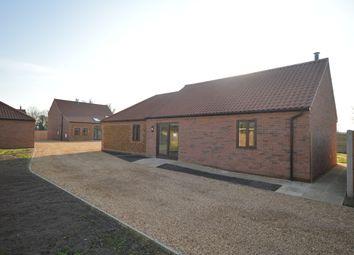 Thumbnail 3 bedroom detached bungalow for sale in Grimston, Kings Lynn, Norfolk