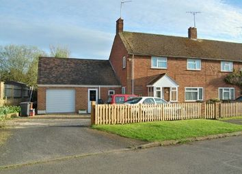 Thumbnail 3 bed semi-detached house for sale in Oak Street, Weedon, Northampton