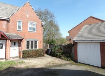 Thumbnail 3 bed semi-detached house for sale in Kingfisher Road, Mountsorrel, Loughborough, Leicestershire