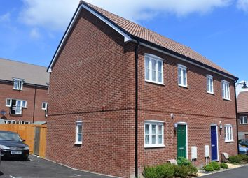 Thumbnail 2 bed semi-detached house for sale in Mead Way, Shaftesbury