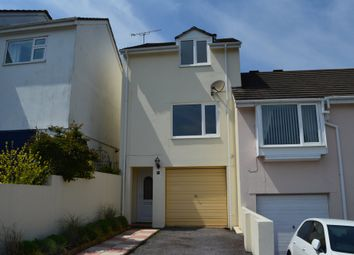 Thumbnail 2 bed semi-detached house for sale in Bench Tor Close, Torquay