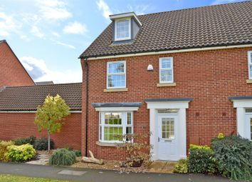 Thumbnail 4 bed semi-detached house for sale in Collett Road, Norton Fitzwarren, Taunton