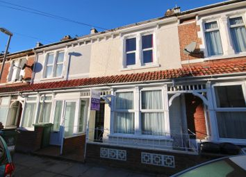Thumbnail 3 bed terraced house for sale in St. Augustine Road, Southsea, Portsmouth, Hampshire