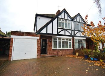 Thumbnail 3 bed semi-detached house for sale in Waverley Avenue, Twickenham